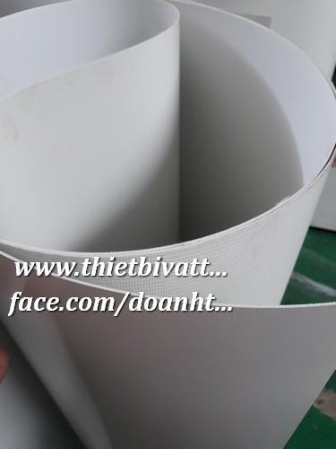 Băng Tải Nhựa Ép Bùn - Băng tải Doanh Trí Technical